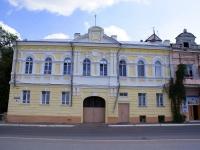 Астрахань, улица Урицкого, дом 4. многофункциональное здание