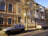 Astrakhan, Uritsky st, house 10. Apartment house
