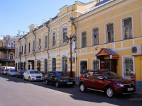 Astrakhan, Uritsky st, house 16. governing bodies
