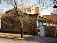Astrakhan, Uritsky st, house 25. Private house
