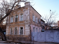 Astrakhan, Uritsky st, house 26. Apartment house