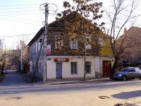 Астрахань, улица Урицкого, дом 31. многоквартирный дом