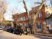 Astrakhan, Uritsky st, house 33. Apartment house