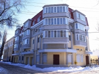 Astrakhan, Uritsky st, house 49. Apartment house