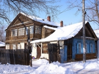Astrakhan, Uritsky st, house 54. Apartment house