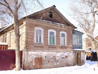 Astrakhan, Uritsky st, house 56. Apartment house