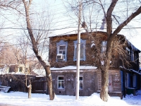 Astrakhan, Uritsky st, house 57. Apartment house