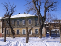 Astrakhan, Anatoly Sergeev st, house 12. Apartment house