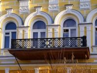 Astrakhan, Anatoly Sergeev st, house 13. hospital
