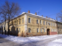 Astrakhan, Anatoly Sergeev st, house 14. Apartment house