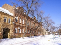 Astrakhan, Anatoly Sergeev st, house 16. Apartment house