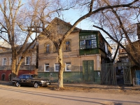 Astrakhan, Anatoly Sergeev st, house 31. Apartment house