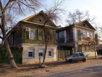 Astrakhan, Anatoly Sergeev st, house 35. Apartment house
