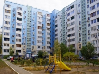 Астрахань, улица Баумана, дом 13 к.3. многоквартирный дом