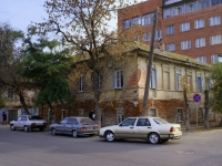 Astrakhan, Saratovskaya st, house 18. Apartment house