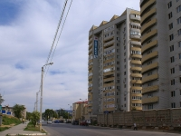 Astrakhan, Vorobiev Ln, house 3. Apartment house