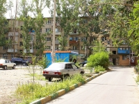 Astrakhan, Vorobiev Ln, house 7. Apartment house