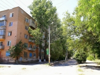 Astrakhan, Vorobiev Ln, house 9. Apartment house