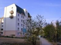 Астрахань, проезд Воробьева, дом 14 к.2. многоквартирный дом