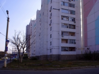 Astrakhan, 3rd Rybatskaya st, house 3. Apartment house