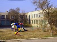 Astrakhan, st 3rd Rybatskaya, house 5. school
