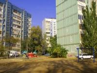 Astrakhan, Zvezdnaya st, house 3 к.1. Apartment house
