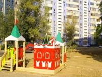 Astrakhan, Zvezdnaya st, house 3 к.2. Apartment house