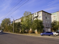 Astrakhan, Zvezdnaya st, house 3. Apartment house with a store on the ground-floor