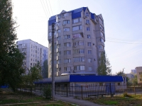 Astrakhan, Zvezdnaya st, house 5 к.4. Apartment house