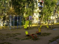 Astrakhan, Zvezdnaya st, house 9 к.1. Apartment house