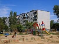 Astrakhan, Zvezdnaya st, house 11 к.1. Apartment house