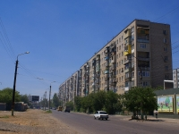 Astrakhan, Zvezdnaya st, house 13. Apartment house