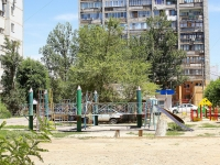 Astrakhan, Zvezdnaya st, house 17 к.1. Apartment house