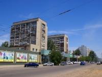 Астрахань, улица Звездная, дом 17 к.2. многоквартирный дом