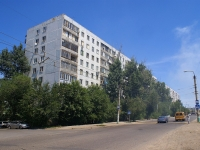 Astrakhan, Zvezdnaya st, house 23. Apartment house