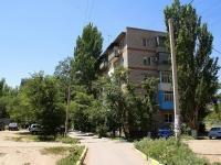 Астрахань, улица Звездная, дом 27. многоквартирный дом