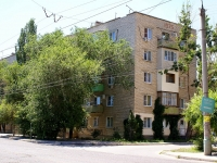 Astrakhan, Zvezdnaya st, house 33. Apartment house