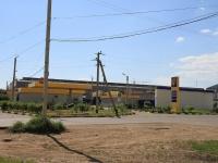 Astrakhan, Zvezdnaya st, house 39А. fuel filling station