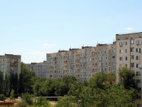Astrakhan, Zvezdnaya st, house 43 к.1. Apartment house