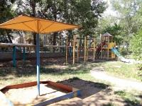 Astrakhan, orphan asylum №1, Zvezdnaya st, house 43 к.2