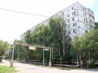 Astrakhan, Zvezdnaya st, house 57. Apartment house