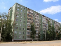 Astrakhan, Zvezdnaya st, house 59. Apartment house