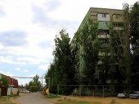 Astrakhan, Zvezdnaya st, house 61. Apartment house
