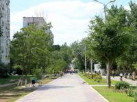 Астрахань, улица Звездная, сквер