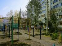 Astrakhan, Krasnodarskaya st, house 43 к.3. Apartment house