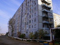 Astrakhan, Krasnodarskaya st, house 43. Apartment house