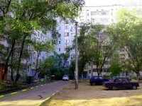Astrakhan, Krasnodarskaya st, house 47. Apartment house