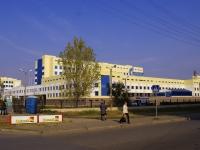 Astrakhan, house 5Kubanskaya st, house 5