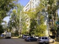 Astrakhan, Kubanskaya st, house 17 к.1. Apartment house