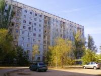 阿斯特拉罕, Kubanskaya st, 房屋 17 к.1. 公寓楼